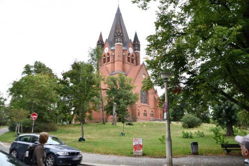 Halle Pauluskirche